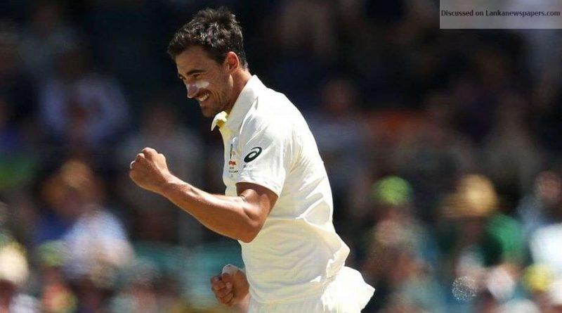 Sri Lanka News for Khawaja, Starc return to form as Australia tighten noose