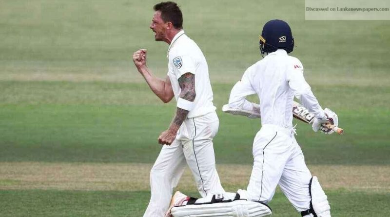 Sri Lanka News for South Africa edge ahead on 13-wicket day