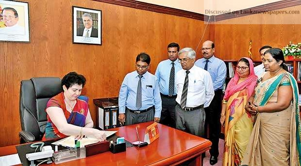 Sri Lanka News for New DG appointed to Public Enterprise Department