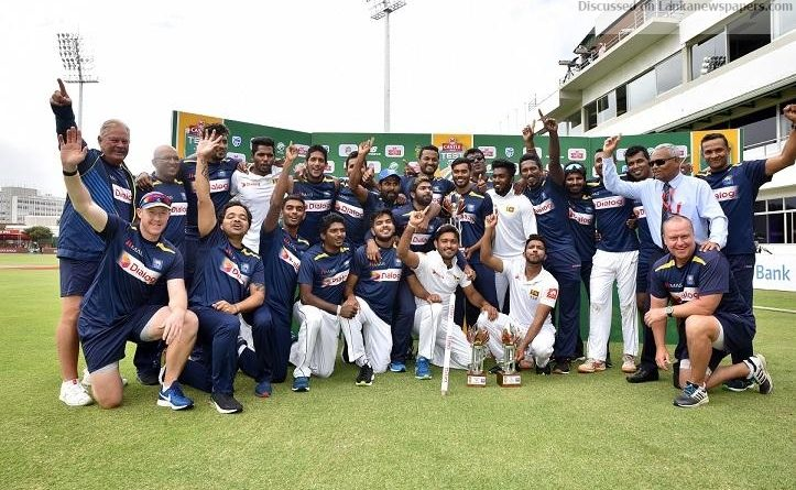 Sri Lanka News for Sri Lanka creates history, becomes first Asian team to win a series in South Africa