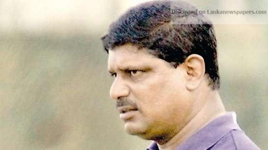 Sri Lanka News for Martis suspended pending inquiry