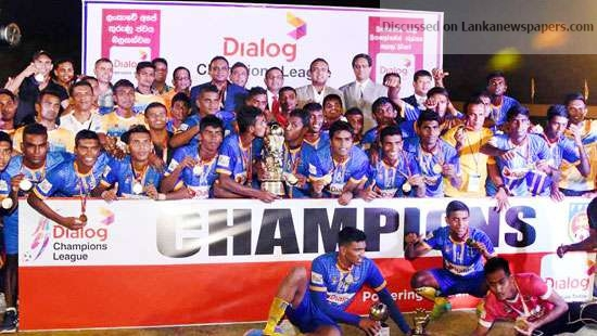 Sri Lanka News for Defenders regain DCL football title