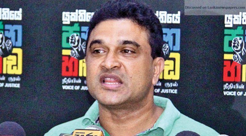 Sri Lanka News for JO split into many factions
