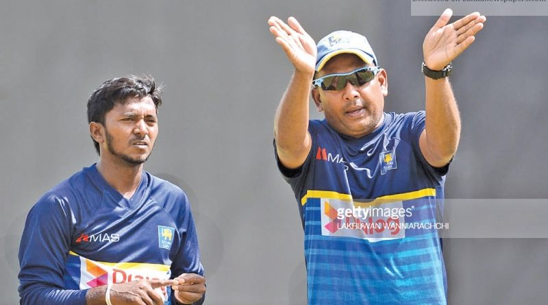 Sri Lanka News for Spin bowling coach Piyal Wijetunge drops a bombshell