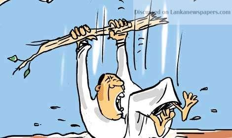 Sri Lanka News for Opportunism is his bane!