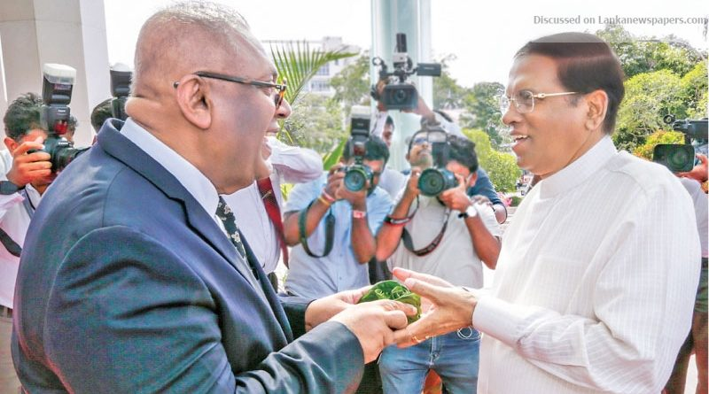 Sri Lanka News for Minister Mangala celebrates 30 years in politics