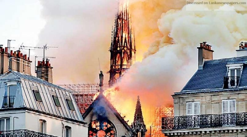 Sri Lanka News for France in a rush to train skilled workers to restore Notre-Dame