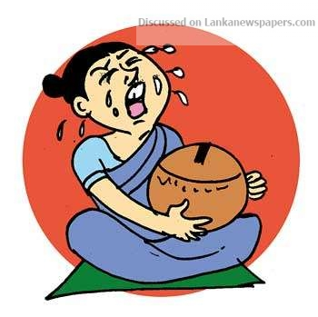 Sri Lanka News for Unhappy for she can no longer pocket staff pay!