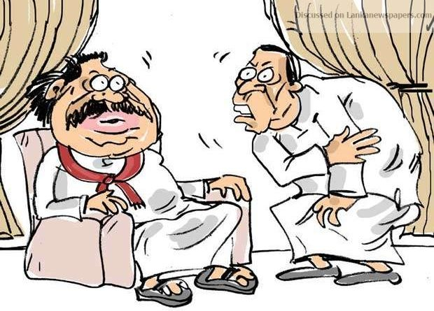 Sri Lanka News for Now he pleads on others' behalf!