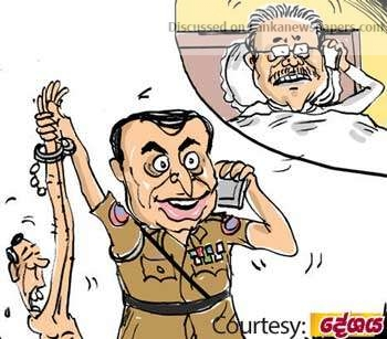Sri Lanka News for Wilpattu deer interrupted his night dreams!