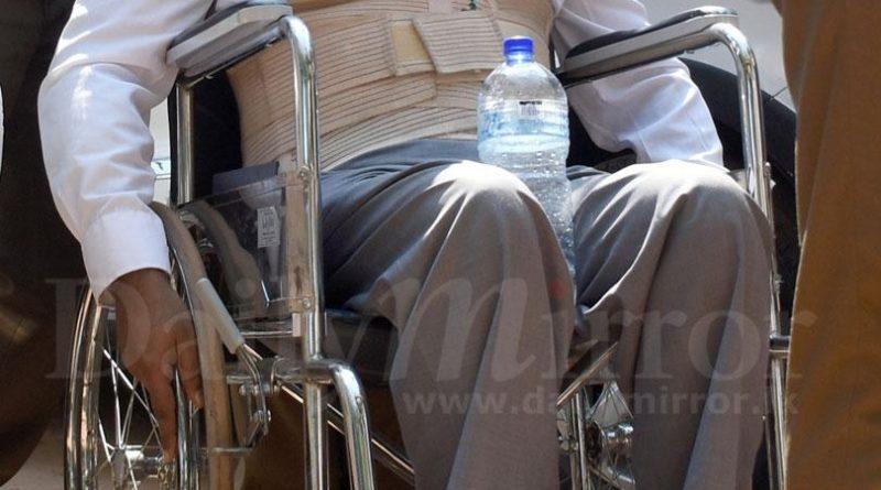 Sri Lanka News for Former DIG back to prison