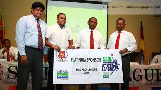 Sri Lanka News for SLBL Pro Basketball League from May 2