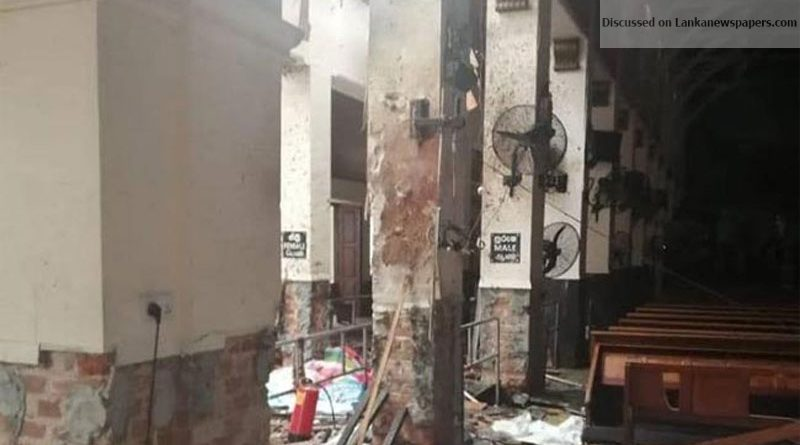 Sri Lanka News for Explosion at churches and hotels : Death toll rises to 138 – UPDATE