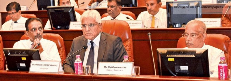 Sri Lanka News for Policy interest rates to remain at current levels – CBSL