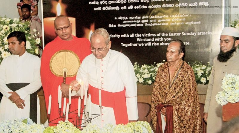 Sri Lanka News for All should unite to protect peace and harmony – Malcolm Cardinal Ranjith