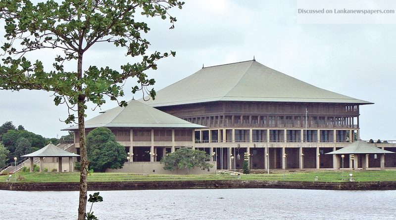 Sri Lanka News for Parliament to meet on Tuesday