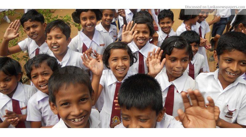 z p01 Schools to re in sri lankan news