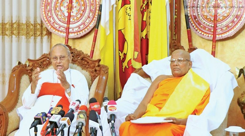 Sri Lanka News for Security should be devoid of politics – Religious leaders tell Government