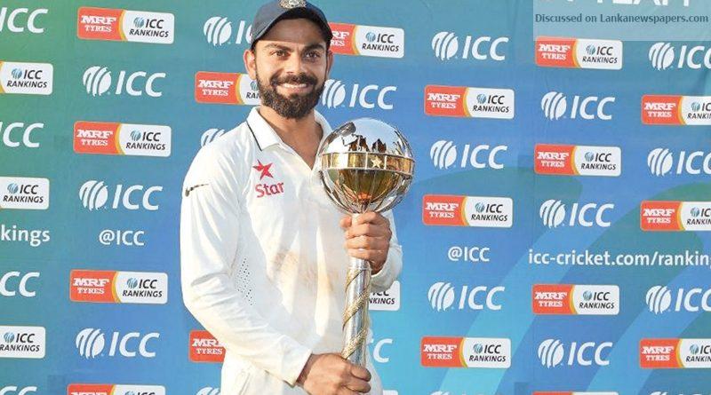 Sri Lanka News for India retain ICC Test championship mace