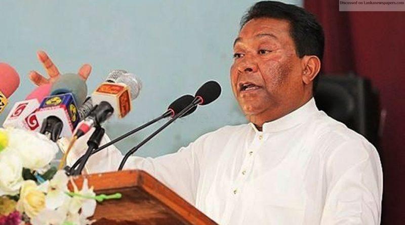 Sri Lanka News for Will urge President to arrest Rishad: SB