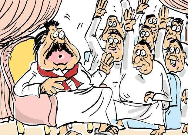 Sri Lanka News for All didn't raise their hands!