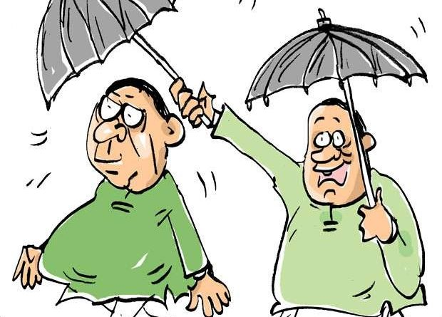 Sri Lanka News for One is shying away when the other is eyeing it!