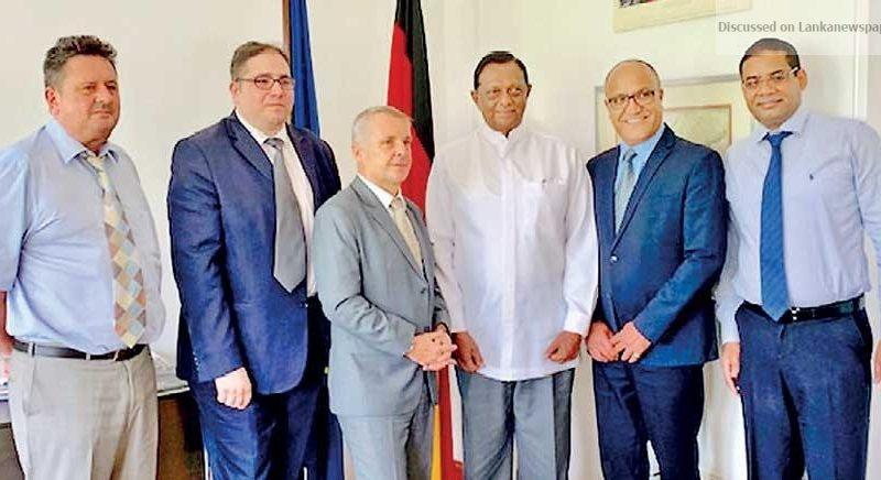 Sri Lanka News for John calls on German Ambassador