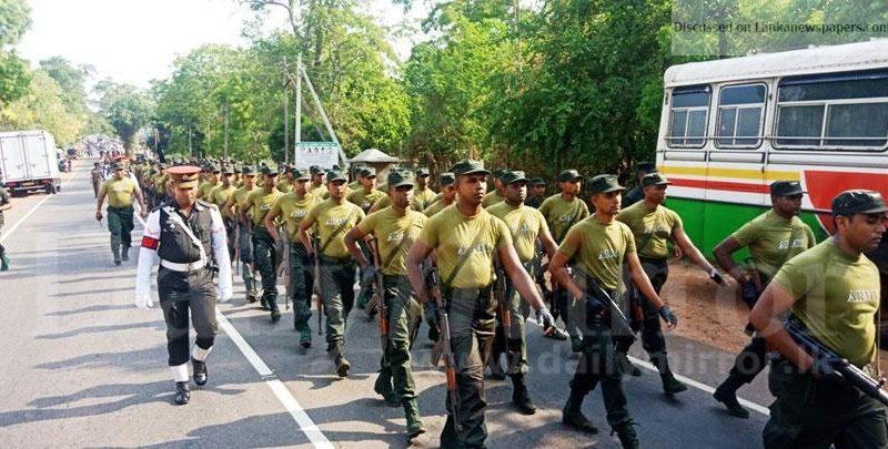 Sri Lanka News for Walk of Warriors