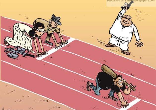 Sri Lanka News for CARTOON OF THE DAY