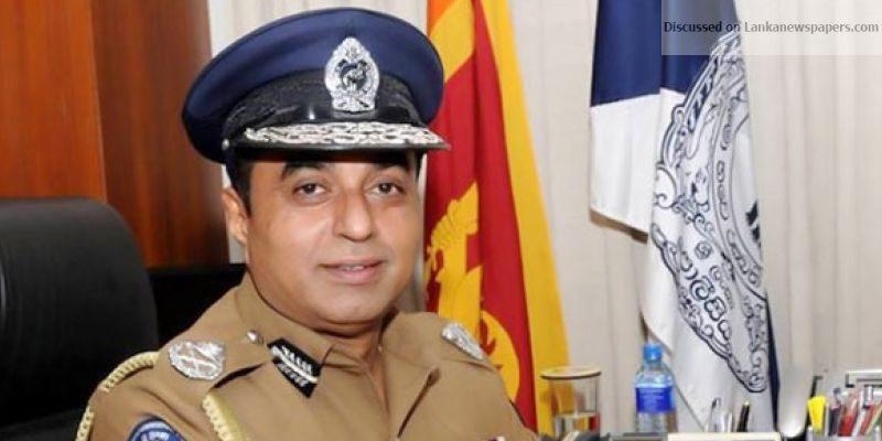 Sri Lanka News for IGP files FR challenging his compulsory leave