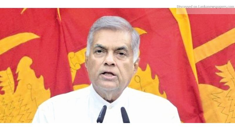 Sri Lanka News for Don't try to create a 'Bogeyman' out of CTA: PM
