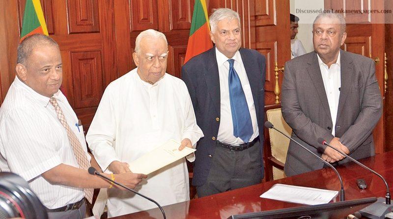 Sri Lanka News for 'Palmyrah Fund' launched