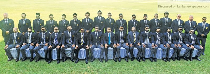 Sri Lanka News for Sports Minister urges everyone to rally behind World Cup team