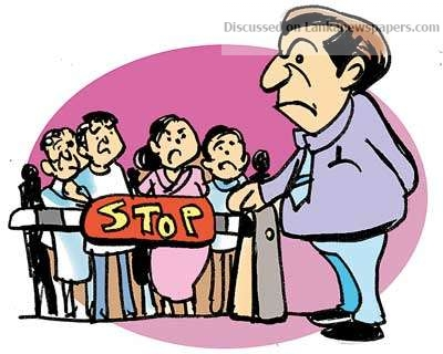 Sri Lanka News for A classic example for cussedness!