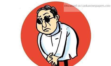 Sri Lanka News for Politico recalls classmate's sour face!
