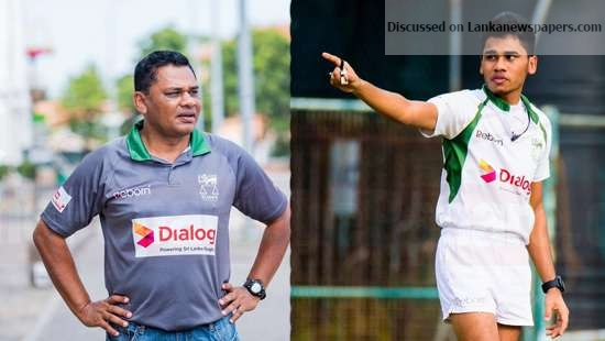 Sri Lanka News for Nizam-Aaqil only father-son to officiate Bradby