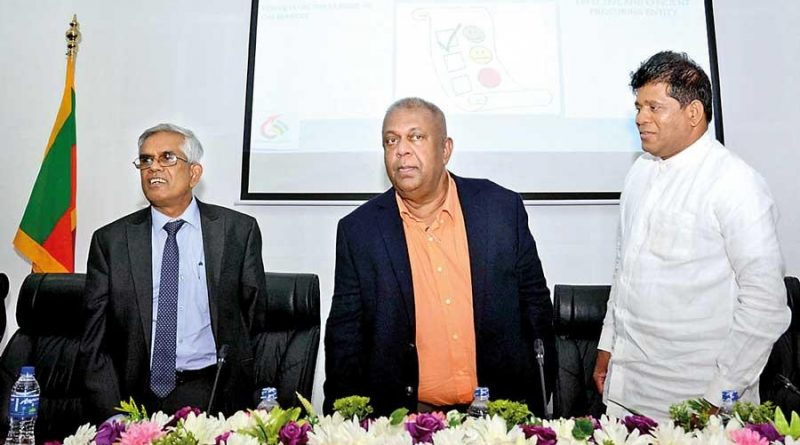 Sri Lanka News for FinMin signs Statements of Corporate Intent with 8 SOEs