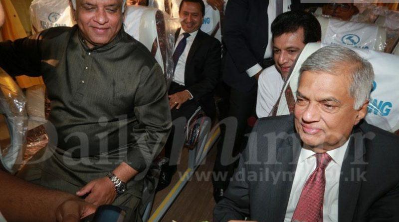 Sri Lanka News for Enjoying a bus ride