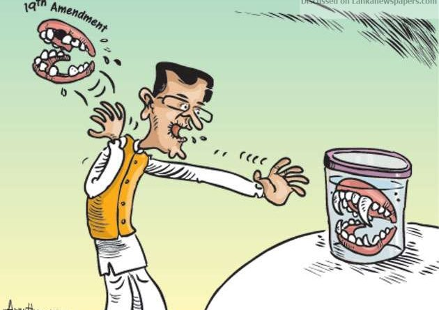 Sri Lanka News for CARTOON OF THE DAY