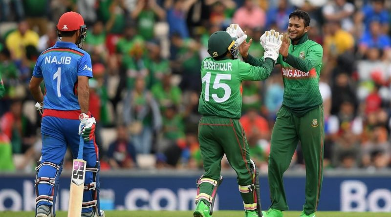 Sri Lanka News for Bangladesh sink Afghanistan after Shakib brilliance