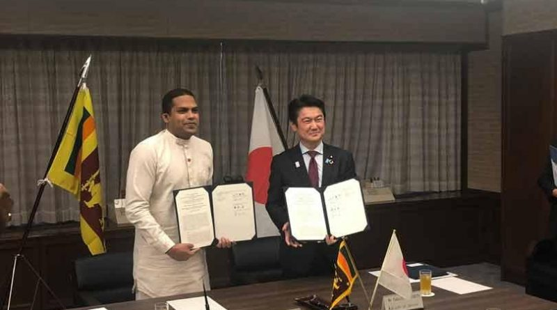 Sri Lanka News for SL signs MOC with Japan to send skilled workers