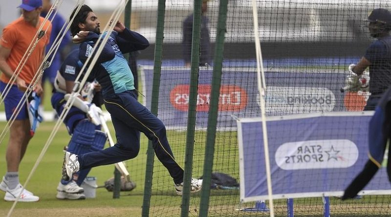 Sri Lanka News for Sri Lanka sweat on Nuwan Pradeep's fitness ahead of Aussie clash