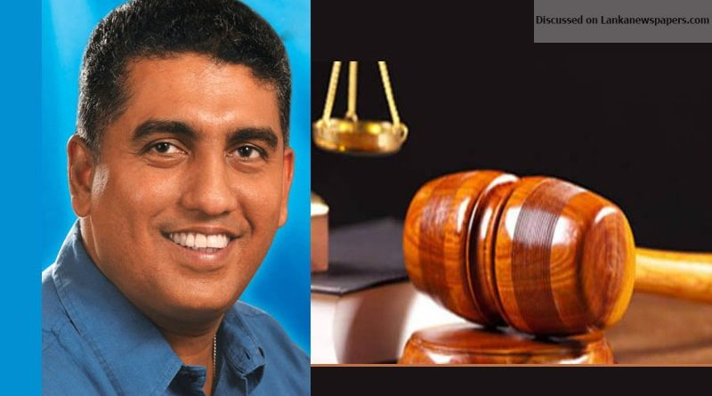 Sri Lanka News for Magistrate rejects objections, Johnston's bribery trial on Aug.9