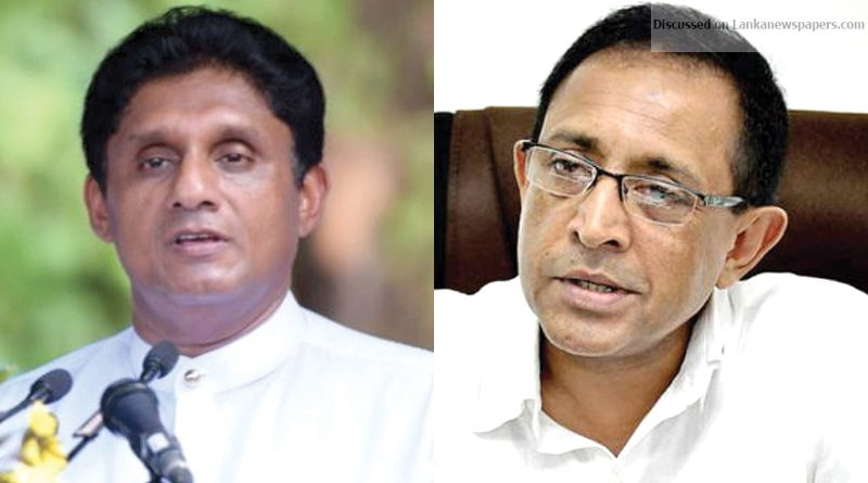 z p01 Sajith in sri lankan news