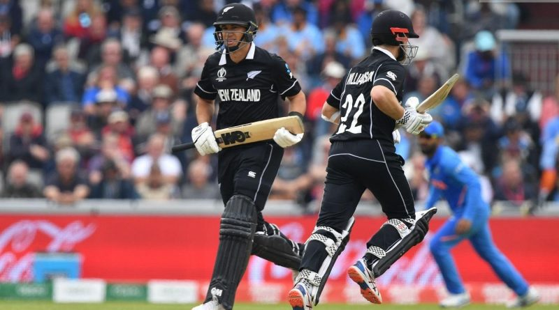 Sri Lanka News for India dominate New Zealand before rain forces reserve day in Manchester