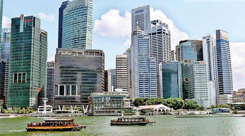 Sri Lanka News for S'pore economy shrinks in warning for global trade