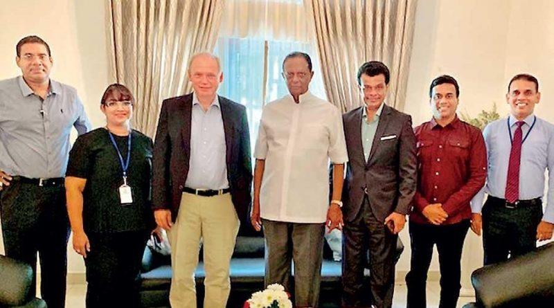 Sri Lanka News for TUI pledges support for SL's tourism industry revival