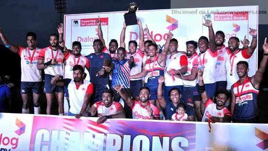 Sri Lanka News for Kavindu at the double as Kandy claim sevens title