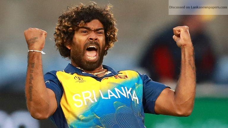 Sri Lanka News for End of an era: Malinga to bow out from ODI cricket on July 26