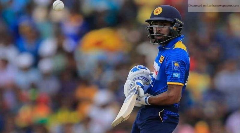 Sri Lanka News for Several changes as Sri Lanka announce 22-man Squad for Bangla ODIs